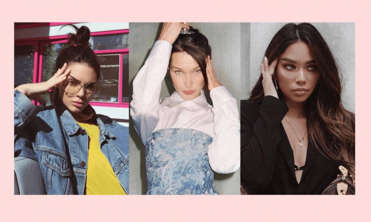 Migraine Pose: Η νέα τάση στο Instagram είναι η πόζα ημικρανία
