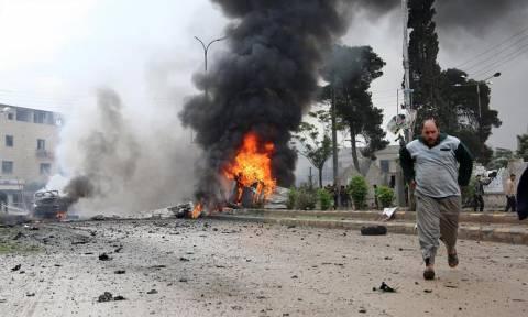 Άρχισε το αντάρτικο κατά του Ερντογάν: Διπλή βομβιστική επίθεση με εννέα νεκρούς στο Αφρίν