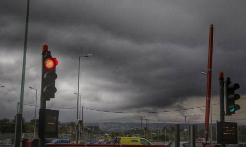 Κακοκαιρία: Ποιοι δρόμοι της Αττικής είναι κλειστοί