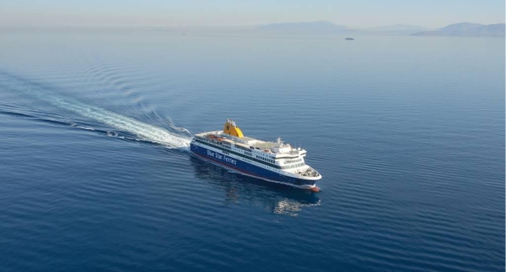 Ζήστε την εμπειρία  Blue Star Ferries… γιατί οι διακοπές σας ξεκινούν από το πλοίο!