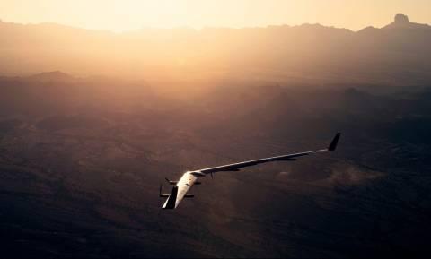Για αυτόν το λόγο το Facebook εγκαταλείπει το σχέδιο για αερομεταφερόμενο ίντερνετ μέσω drones