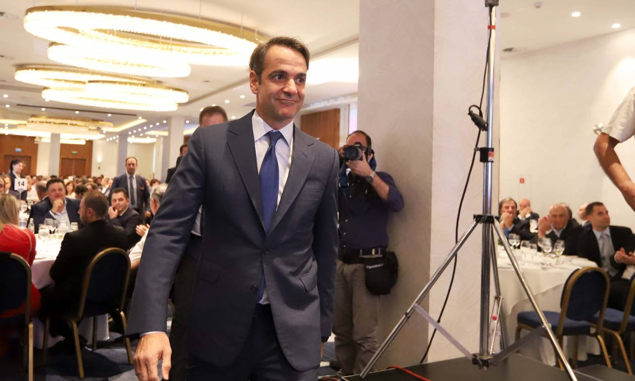 Μητσοτάκης: Η συμφωνία των Πρεσπών βλάπτει τα εθνικά συμφέροντα - Δεν θα την ψηφίσω