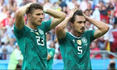 Μουντιάλ 2018: Άγριο κράξιμο του γερμανικού Τύπου σε Λέβ και παίχτες
