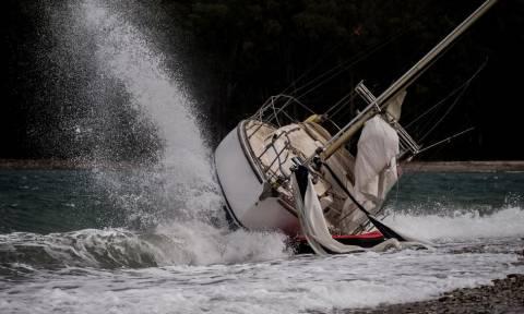 Πάτρα - Τρόμος με το Μονοπάτι της Παναγίας που «ρουφάει» καράβια: Δείτε τις εικόνες - ντοκουμέντο