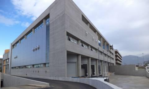UNI-PHARMA: Εγκαταστάσεις - πρότυπο βιοκλιματικής εφαρμογής