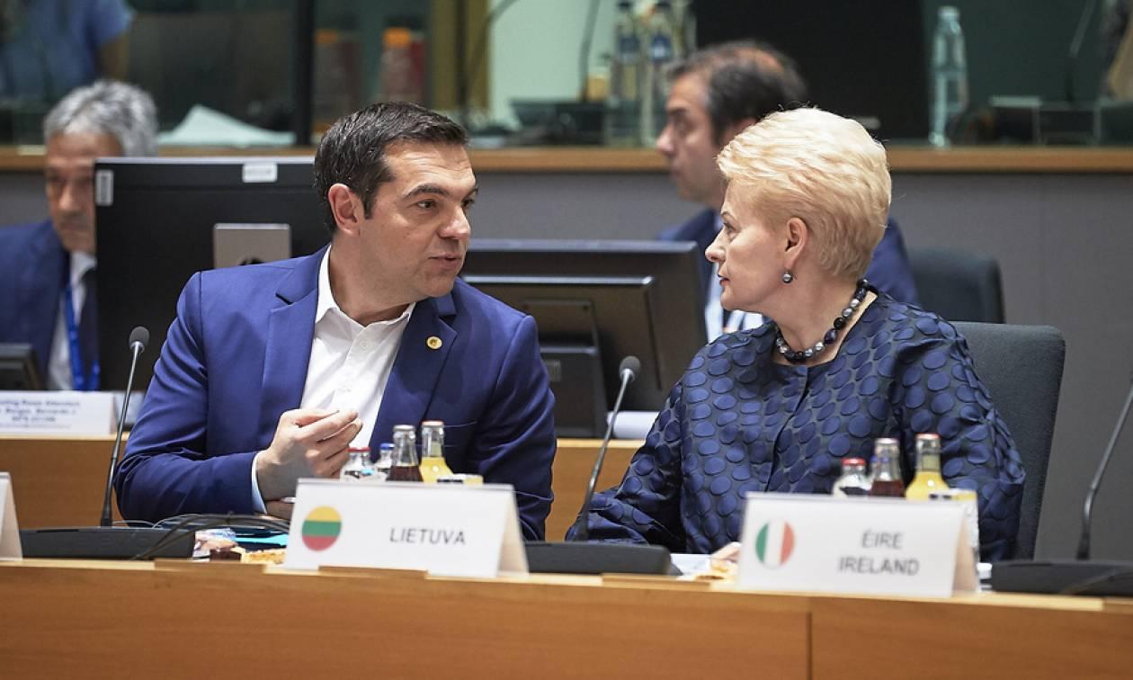 Σύνοδος Κορυφής: Καθοριστικής σημασίας η παρέμβαση Τσίπρα για το μεταναστευτικό