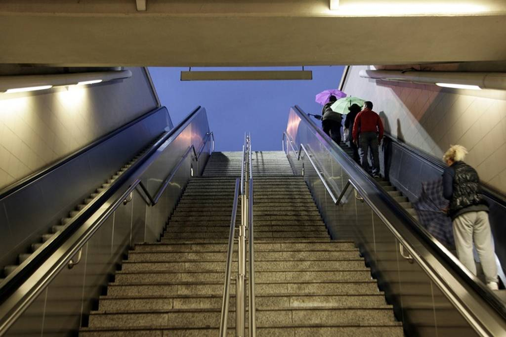 Στάση εργασίας ΜΜΜ: Πώς κινείται σήμερα (29/06/) το Μετρό