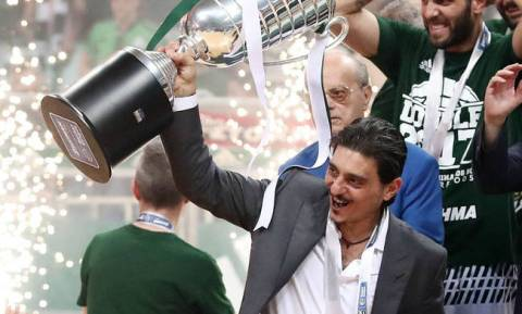 Παναθηναϊκός: Έξι χρόνια Δημήτρης Γιαννακόπουλος, έξι χρόνια τίτλοι! (photos)
