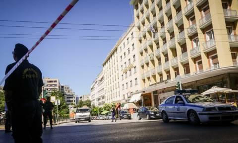 Συναγερμός για βόμβα στο υπουργείο Εσωτερικών