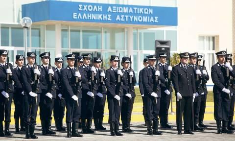 Βάσεις 2018: Ανακοινώθηκε ο αριθμός των εισακτέων στις Σχολές Αστυνομίας