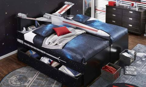 Δεν έχεις ξαναδεί πιο τέλειο κρεβάτι από αυτό! (pics)