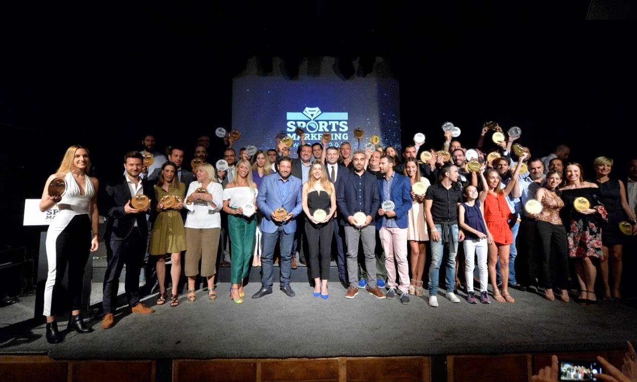 Η LG βραβεύτηκε για 2η συνεχόμενη χρονιά στα Sports Marketing Awards