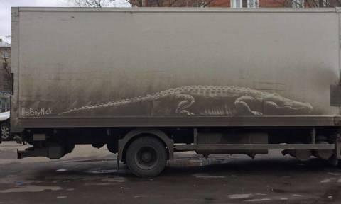 Viral: Δες τι μπορεί να πάθεις αν αφήσεις το αυτοκίνητο σου άπλυτο για μέρες (Pics)