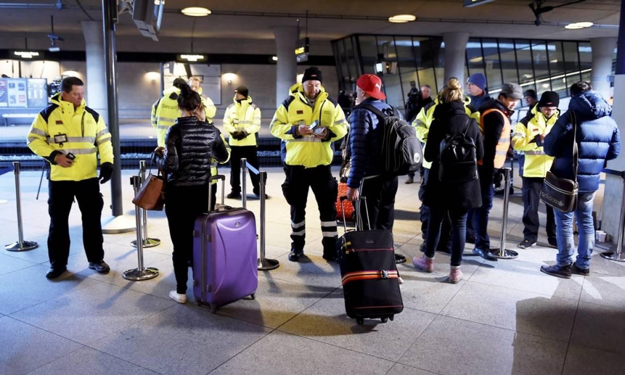 Σουηδία: Επεκτείνονται οι έλεγχοι διαβατηρίων στα σύνορα υπό το φόβο νέας «απειλής»