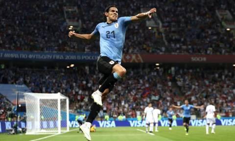Παγκόσμιο Κύπελλο Ποδοσφαίρου 2018: Ουρουγουάη - Πορτογαλία 2-1