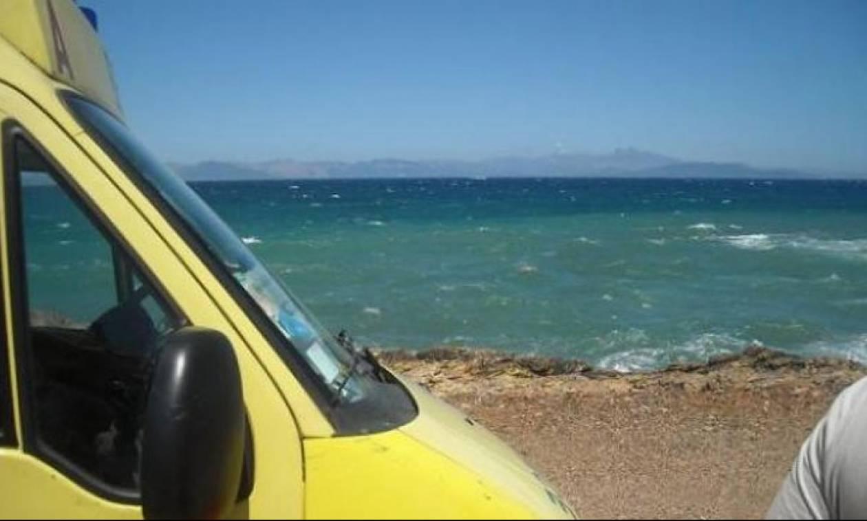 Δύο νεκροί σε παραλίες της Χαλκιδικής