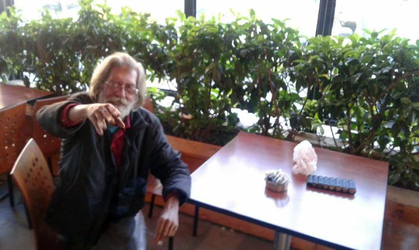 Τραγική κατάληξη στην αναζήτηση του Βαγγέλη Αμπατζόπουλου - Ήταν νεκρός στα αζήτητα