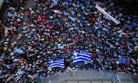 Νέα συλλαλητήρια για το Σκοπιανό σε Αθήνα και Θεσσαλονίκη