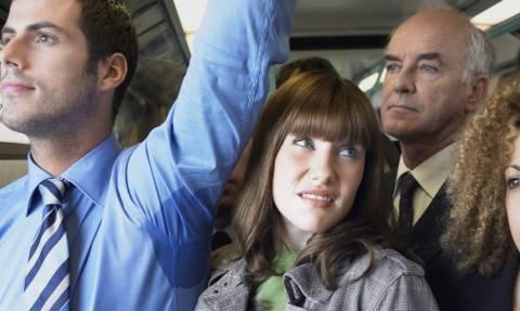 ΣΩΘΗΚΑΜΕ: Βγήκε συσκευή που σε ειδοποιεί για το αν ο διπλανός φοράει αποσμητικό