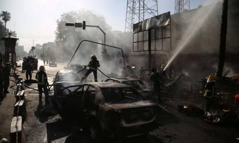 Αφγανιστάν: Τουλάχιστον 12 νεκροί από έκρηξη στο κέντρο της πόλης Τζαλαλαμπάντ