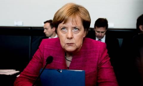 Γερμανία: Να συνεχιστεί η συνεργασία με το CSU θέλει η Μέρκελ