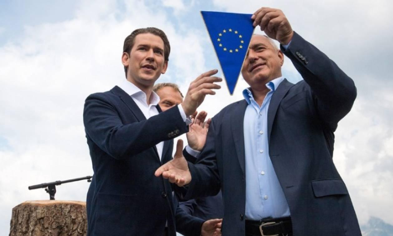 Η Αυστρία ανέλαβε την Προεδρία στην Ευρωπαϊκή Ένωση