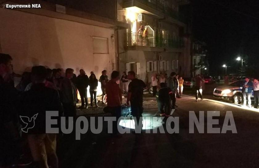 Θρήνος στην Καρπενήσι: Νεκροί δύο νεαροί μοτοσικλετιστές σε μετωπική (Σκληρές εικόνες)