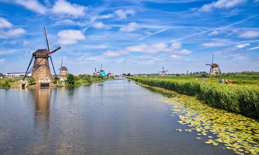 Ολλανδία: Εντυπωσιακές φωτογραφίες σαν... πίνακες ζωγραφικής