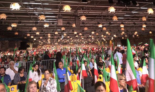 Free Iran rally 1403765