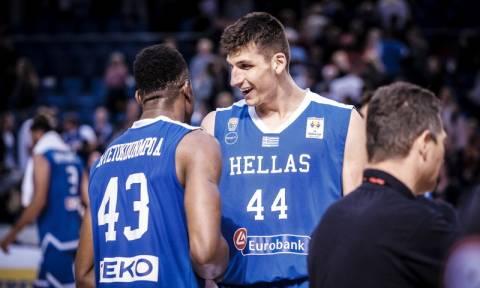 Μουντομπάσκετ 2019: Αυτός είναι ο νέος όμιλος της Εθνικής - Δείτε το πρόγραμμα