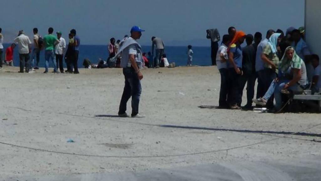 Βίτσας: Στόχος να μειωθούν στους 10.000 οι πρόσφυγες στα νησιά μέχρι τον Σεπτέμβριο