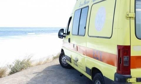 Πιερία: Νεκρός 86χρονος λουόμενος στην παραλία της Σκοτίνας