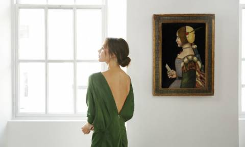 Μεγάλοι ζωγράφοι «μπαίνουν» στη... μπουτίκ της Μπέκαμ!
