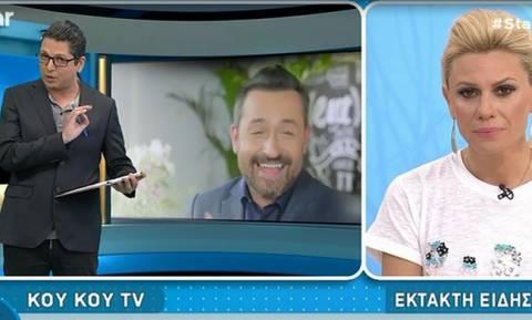 Θέμης Γεωργαντάς: Αποχωρεί από τον ΑΝΤ1; Αυτό είναι το παρασκήνιο