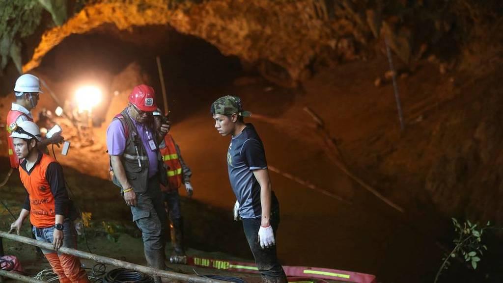 Ταϊλάνδη: Τα παιδιά είναι ζωντανά αλλά μπορεί να μείνουν παγιδευμένα για μήνες στη σπηλιά