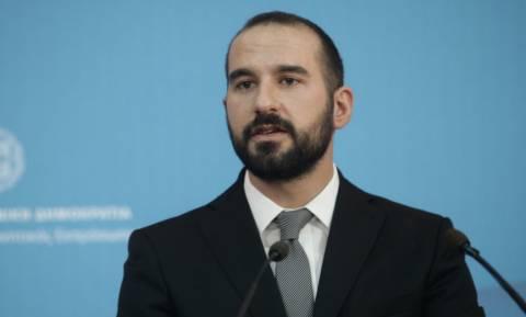 Τζανακόπουλος: Θύμωσε με την αλήθεια ο κ. Χατζηδάκης