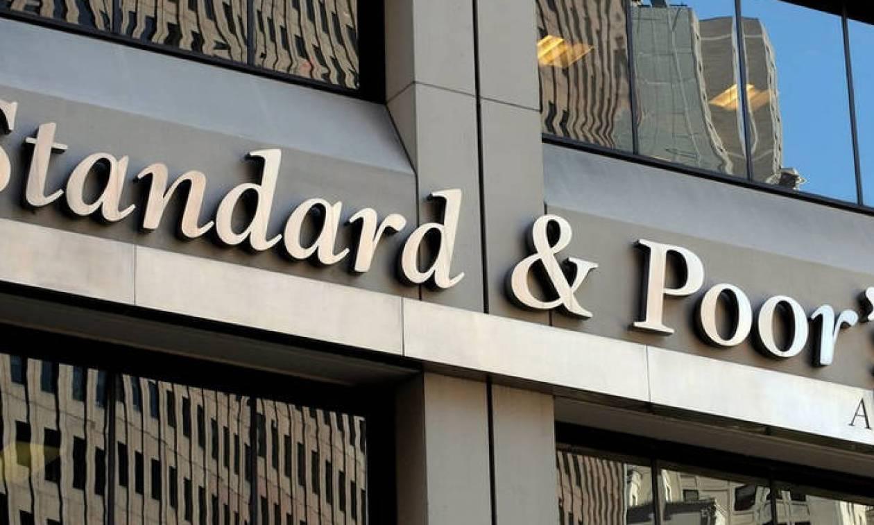 Αναβάθμισε τις ελληνικές τράπεζες η Standard & Poor's