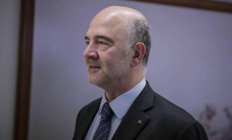 Μοσκοβισί: Στις 15 Οκτωβρίου η επανεξέταση των περικοπών στις συντάξεις