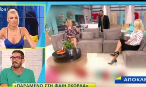 Ο Γεωργαντάς διαψεύδει τις φήμες:«Παραμένω στο Πρωινό, δε θα βρίσκομαι στην εκπομπή της Ναταλίας»