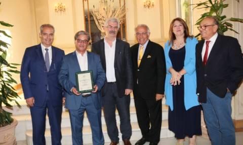 Η ΕΥΔΑΠ, πρώτη και μοναδική εταιρεία του δημοσίου που βραβεύεται από το Eben.gr