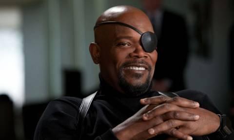 Ο Σάμιουελ Τζάκσον μοιράζει σπόιλερ για τη συνέχεια των Avengers!