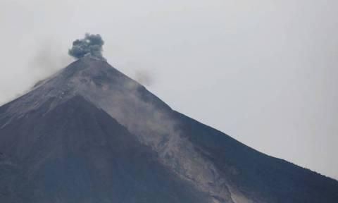 Γουατεμάλα: Τους 332 έφτασαν οι αγνοούμενοι από την έκρηξη του ηφαιστείου Fuego