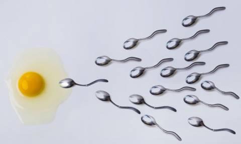 Αντρική γονιμότητα: Μία απλή αλλαγή στη διατροφή μπορεί να βελτιώσει την ποιότητα του σπέρματος