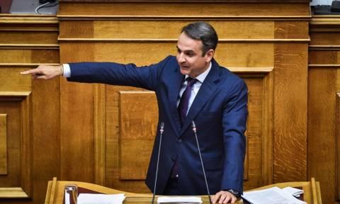 Βουλή - Live - Μητσοτάκης: Καταθέτουμε τροπολογία για να μην περικοπούν οι συντάξεις