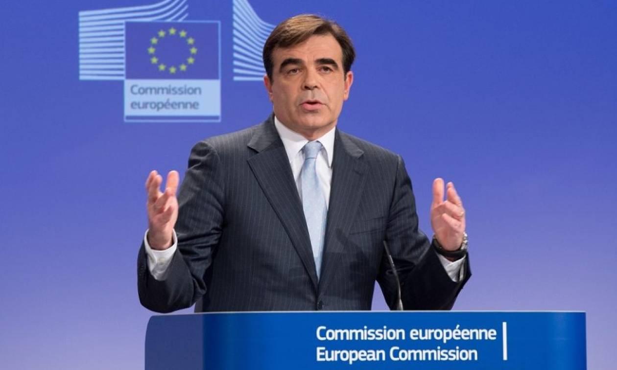 Κομισιόν: Ο Ελληνικός λαός έχει κερδίσει τη θέση του στο Ευρώ