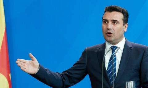 Ζάεφ: Δεν έχουμε κανενός είδους αλυτρωτισμό προς την Ελλάδα