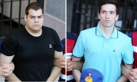 «Βόμβα» από Τουρκία: Ζητούν επίσημα την ανταλλαγή των Ελλήνων στρατιωτικών με τους «8»