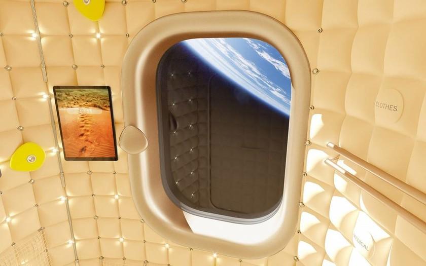 Αν βαρεθήκατε τις διακοπές στη Γη τότε δείτε το εσωτερικό του πρώτου διαστημικού κρουαζιερόπλοιου