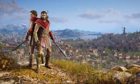 Αδιανόητη χαρά: Παίξαμε το αρχαιοελληνικό video game και πάθαμε την πλάκα μας!