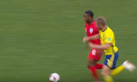Μουντιάλ 2018: Δείτε τις καλύτερες στιγμές του ιστορικού ποδοσφαιρικού αγώνα Αγγλία - Σουηδία (Vid)